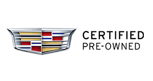CADILLAC Certified Vehicle