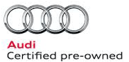 AUDI Certified Vehicle
