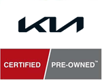 KIA Certified Vehicle