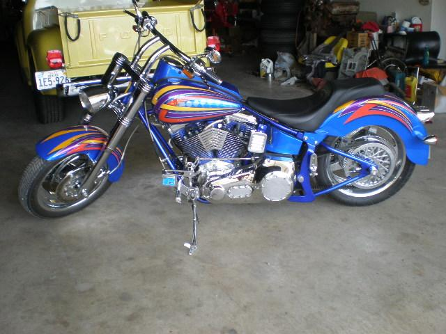 2001 Harley-Davidson Softail Custom   at CarsBikesBoats.com in Round Mountain TX
