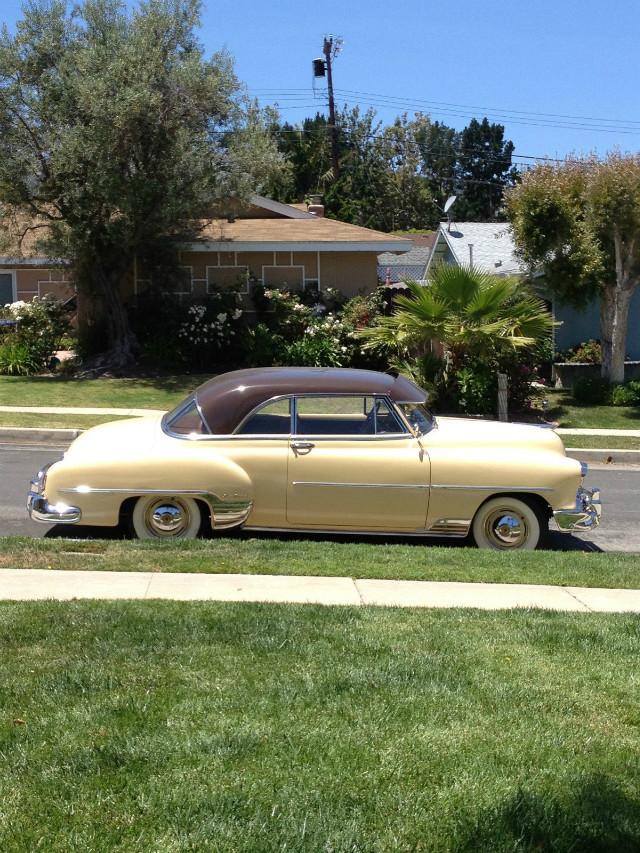 1952 chevrolet bel air belair 2door hardtop for sale in for 1952 chevy two door hardtop