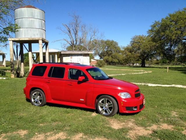 2009 Chevrolet HHR SS at CarsBikesBoats.com in Round Mountain TX