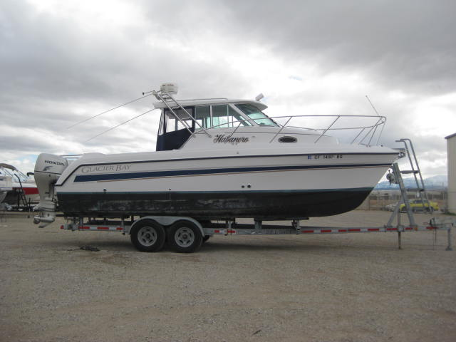 2005 Glacier Bay 2685   at CarsBikesBoats.com in Round Mountain TX