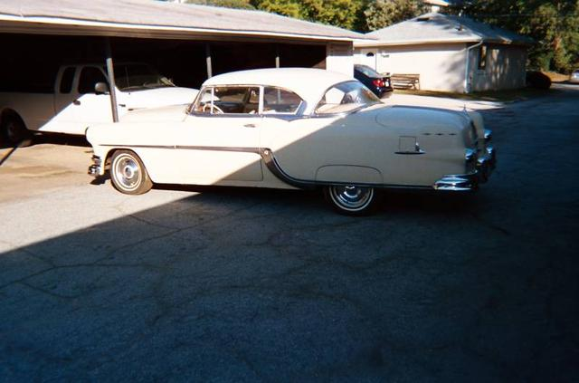 1954 pontiac catalina star cheif 2dht for sale in round mountain tx from. Black Bedroom Furniture Sets. Home Design Ideas