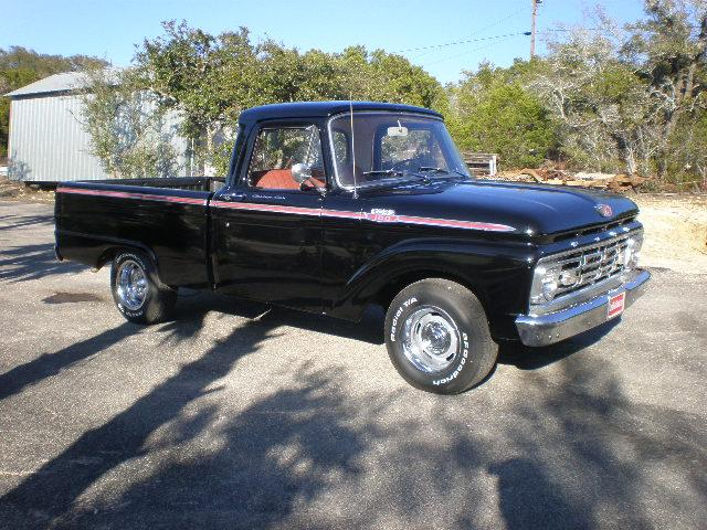 1964 Ford F-100 Deluxe at CarsBikesBoats.com in Round Mountain TX