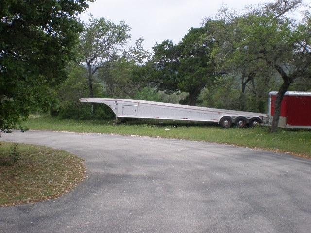 1986 Tommy's Trailer Aluminum 48'   at CarsBikesBoats.com in Round Mountain TX
