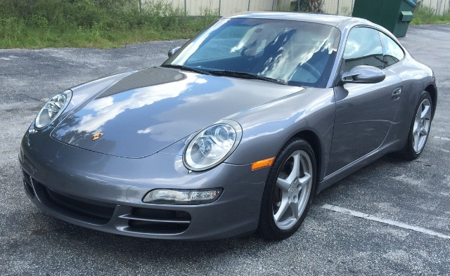 2005 Porsche 911 CARRERA at Drivers Choice Motors Inc in Longwood FL