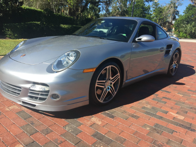 2008 Porsche 911 TURBO at Drivers Choice Motors Inc in Longwood FL
