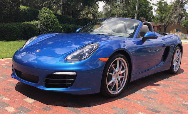 2014 Porsche Boxster S at Drivers Choice Motors Inc in Longwood FL