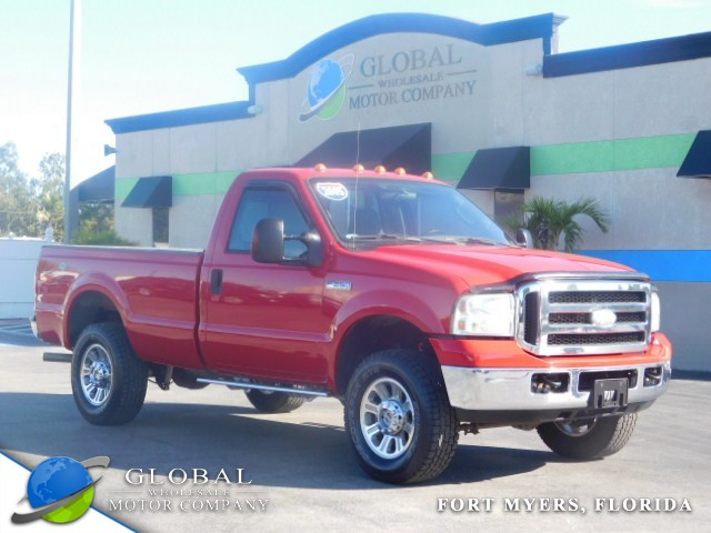 2005 Ford Super Duty F-250   at Global Wholesale Motor Co INC. in Fort Myers FL