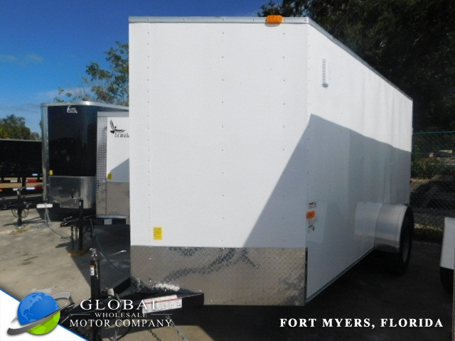 2019 Lark VT714TA ENCLOSED TRAILER at Global Wholesale Motor Co INC. in Fort Myers FL
