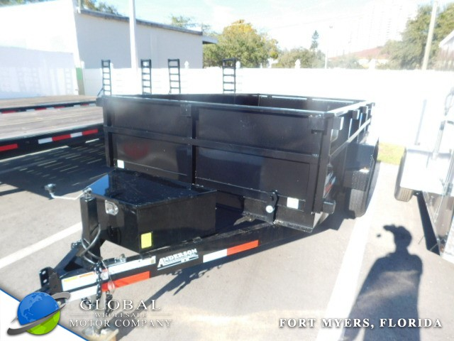 2018 Anderson D7127TLP DUMP TRAILER at Global Wholesale Motor Co INC. in Fort Myers FL