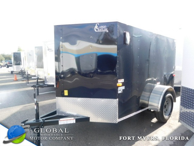 2019 Cargo Craft EV6121 6 x 12 ENCLOSED at Global Wholesale Motor Co INC. in Fort Myers FL