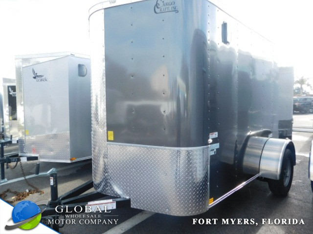 2019 Cargo Craft EV6121 ENCLOSED TRAILER at Global Wholesale Motor Co INC. in Fort Myers FL