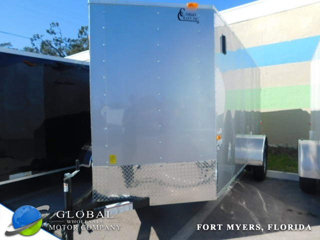 2019 Cargo Craft RV6141 ENCLOSED TRAILER at Global Wholesale Motor Co INC. in Fort Myers FL