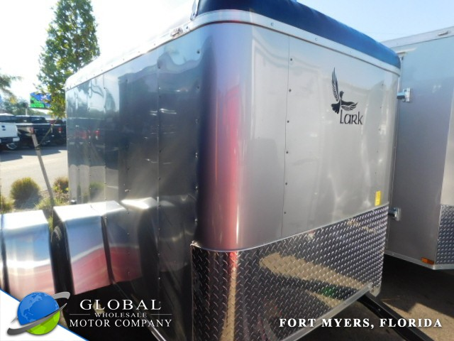 2019 Lark VT5X08SA 5 x 8 ENCLOSED TRAILER at Global Wholesale Motor Co INC. in Fort Myers FL
