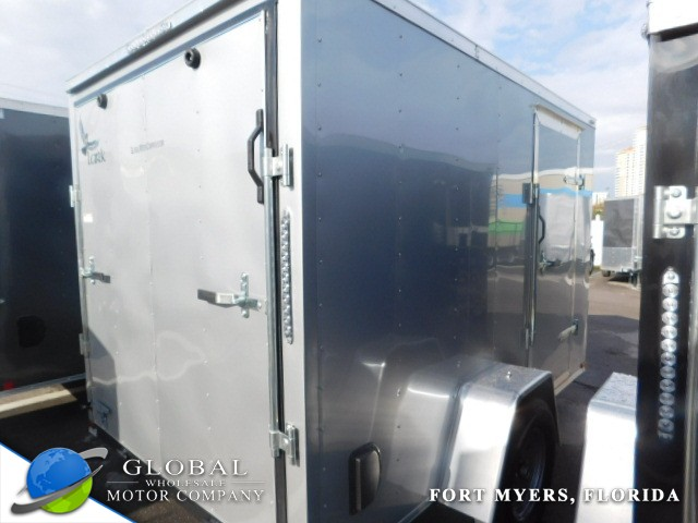 2019 Lark VT612SA 6 x 12 ENCLOSED at Global Wholesale Motor Co INC. in Fort Myers FL