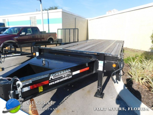 2018 Anderson TA8257TW FLATBED TRAILER at Global Wholesale Motor Co INC. in Fort Myers FL