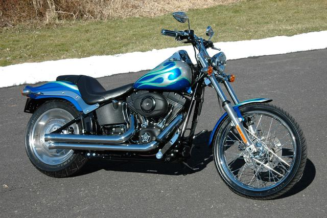 2007 Harley-Davidson SOFTAIL NIGHT TRAIN FXSTB for sale in PA from ...