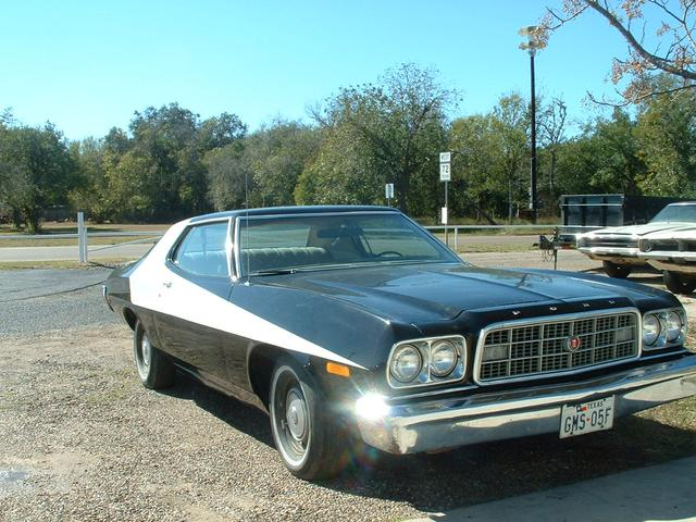 1973 Ford Gran Torino for sale in Cuero TX from Lucas Mopars