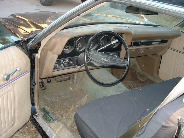 Ford gran torino - 1973 Ford gran torino - 1973 Ford