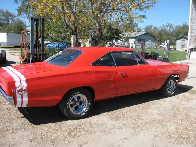 1968 Dodge Coronet   at Lucas Mopars in Cuero TX