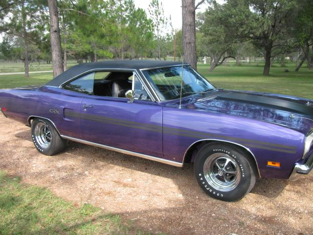 1970 Plymouth GTX   at Lucas Mopars in Cuero TX