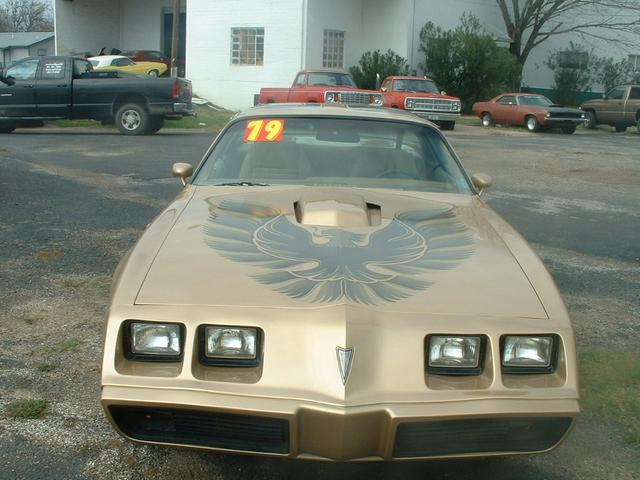 1979 Pontiac Trans Am   at Lucas Mopars in Cuero TX