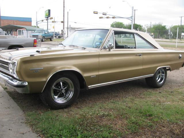 1967 Plymouth GTX   at Lucas Mopars in Cuero TX