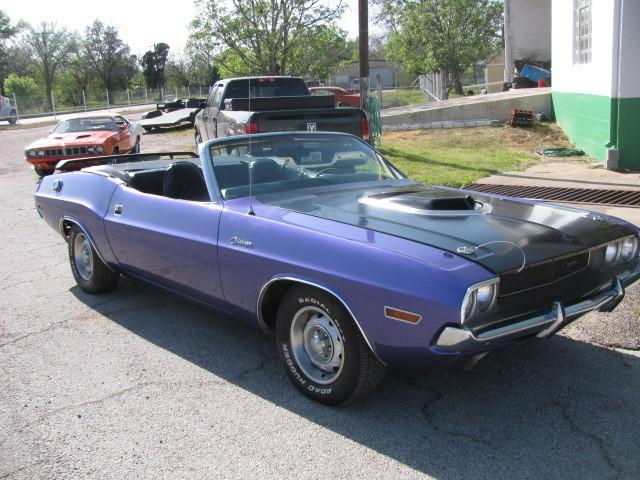 1970 dodge challenger convertible for sale in cuero tx from lucas mopars. Black Bedroom Furniture Sets. Home Design Ideas