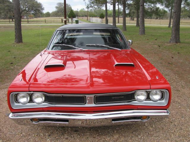 1969 Dodge Coronet 500 at Lucas Mopars in Cuero TX