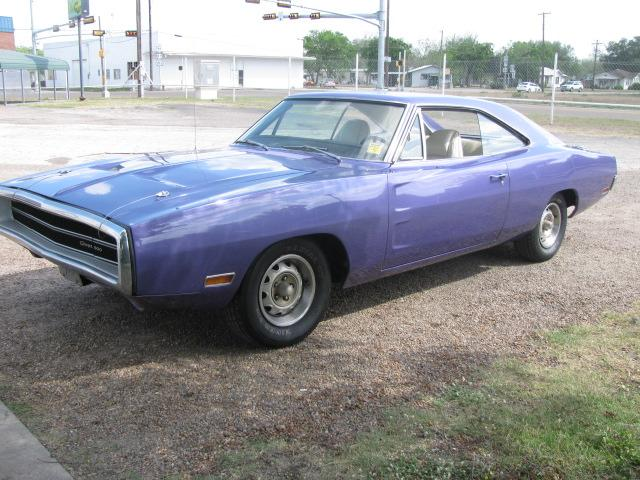 1970 Dodge Charger 500 at Lucas Mopars in Cuero TX