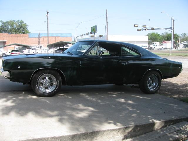1968 dodge charger for sale in cuero tx from lucas mopars. Black Bedroom Furniture Sets. Home Design Ideas