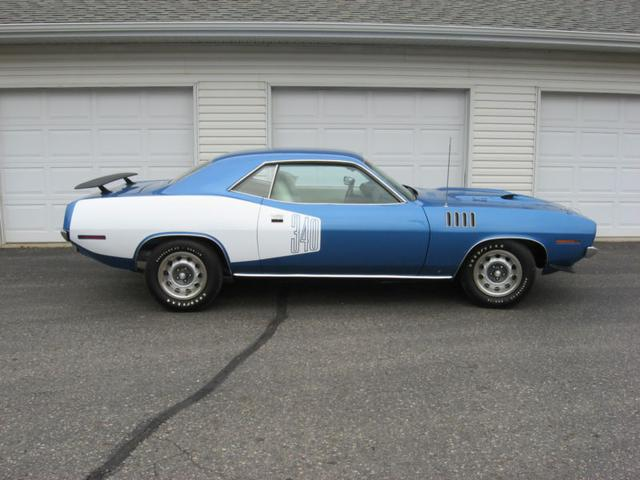 Plymouth Barracuda 'Cuda - 1971 Plymouth Barracuda 'Cuda - 1971 Plymouth 'Cuda
