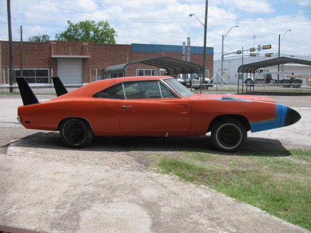 1970 Dodge Charger Daytona 500 at Lucas Mopars in Cuero TX