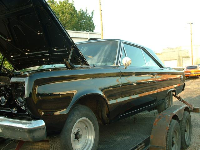 Plymouth GTX - 1967 Plymouth GTX - 1967 Plymouth