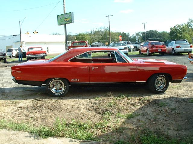 1969 Plymouth GTX   at Lucas Mopars in Cuero TX