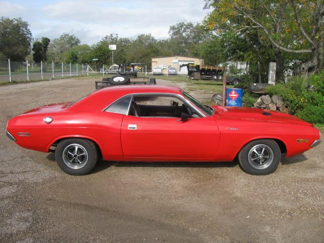 1970 Dodge Challenger RT at Lucas Mopars in Cuero TX
