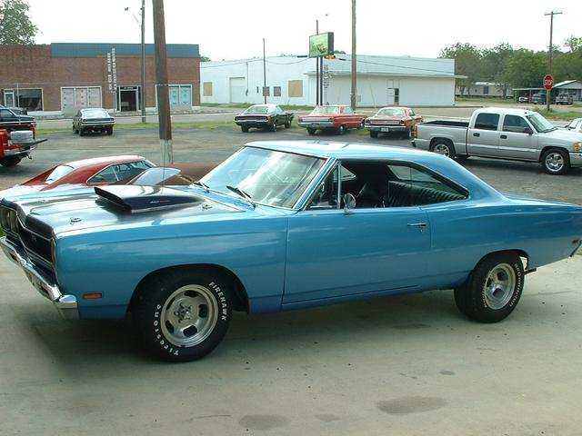 1969 Plymouth Satellite   at Lucas Mopars in Cuero TX