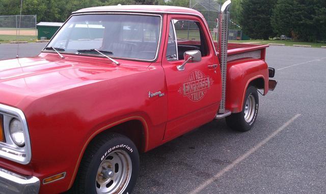 Dodge Lil Red Express - 1978 Dodge Lil Red Express - 1978 Dodge