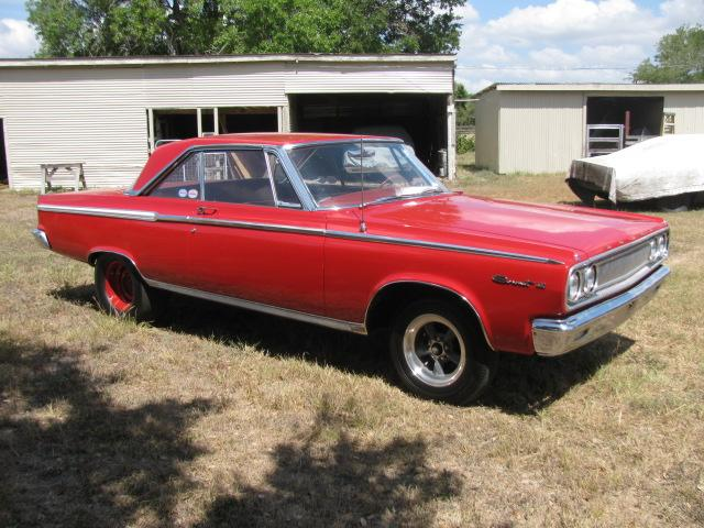 1965 Dodge Coronet   at Lucas Mopars in Cuero TX