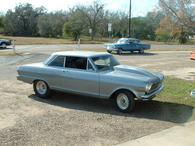 1965 Chevrolet Nova   at Lucas Mopars in Cuero TX