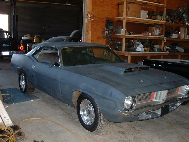 Plymouth Barracuda - 1970 Plymouth Barracuda - 1970 Plymouth