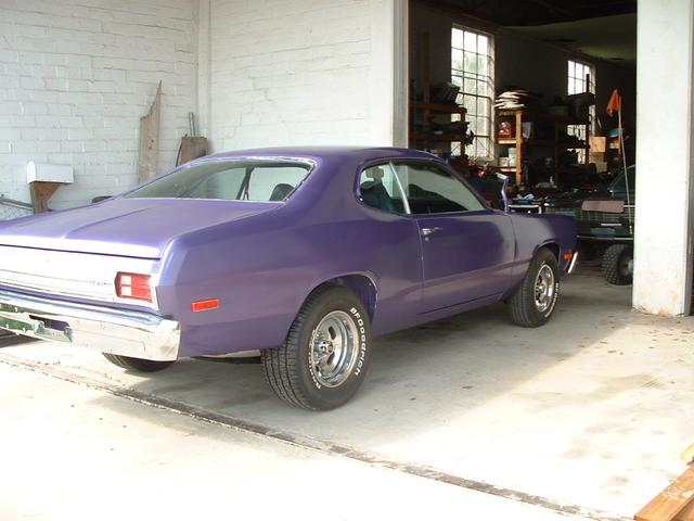 Plymouth Duster - 1975 Plymouth Duster - 1975 Plymouth
