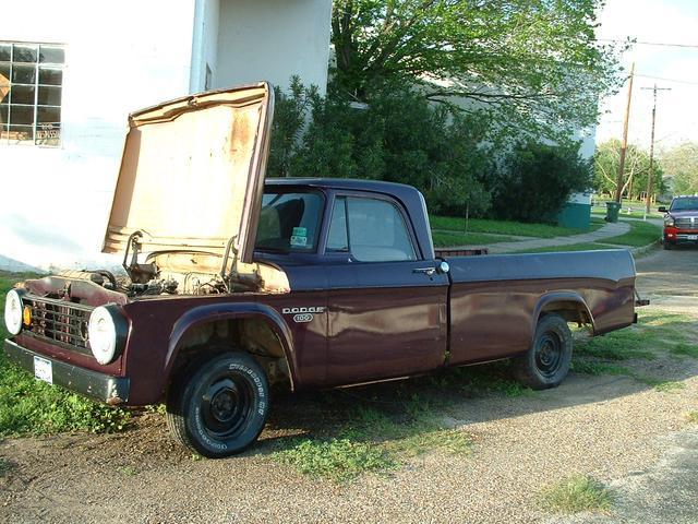 Dodge Ram 100 - 1967 Dodge Ram 100 - 1967 Dodge