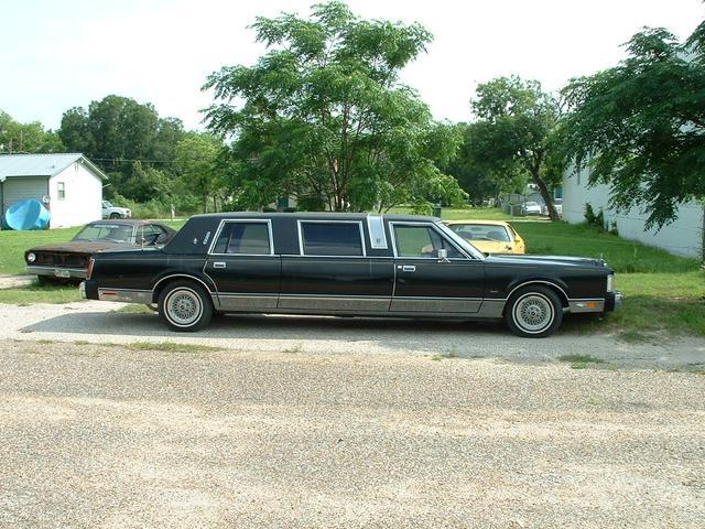 1985 Lincoln Town Car Limo For Sale In Cuero Tx From Lucas Mopars