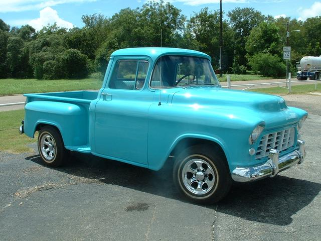 1956 Chevrolet C/K 1500   at Lucas Mopars in Cuero TX
