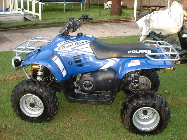 Polaris 330 TRAIL BOSS - 2004 Polaris 330 TRAIL BOSS - 2004 Polaris