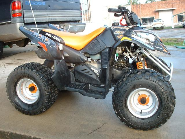 2004 Polaris Preditor   at Lucas Mopars in Cuero TX