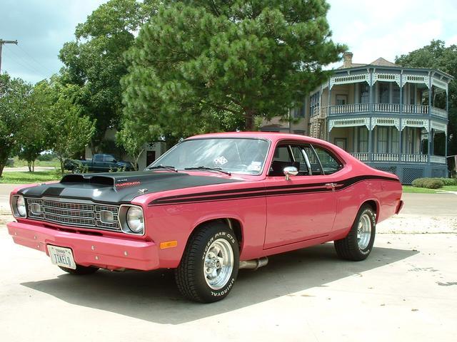 Plymouth Duster - 1974 Plymouth Duster - 1974 Plymouth